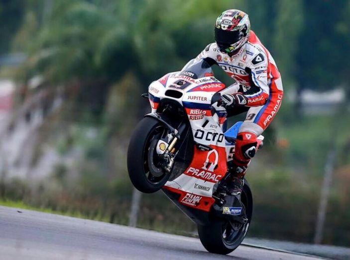 Danilo Petrucci operato a Melbourne, GP del Qatar in forse - Foto 8 di 12