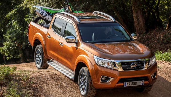Nissan Navara: in vendita il Pick-Up Of The Year 2016 - Foto 2 di 18