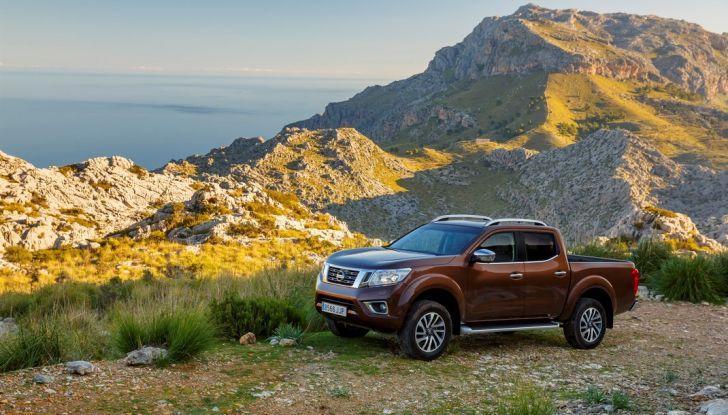 Nissan Navara: in vendita il Pick-Up Of The Year 2016 - Foto 3 di 18