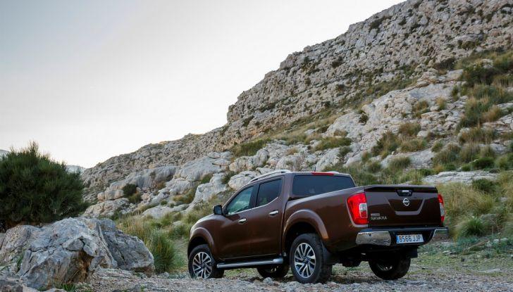 Nissan Navara: in vendita il Pick-Up Of The Year 2016 - Foto 13 di 18