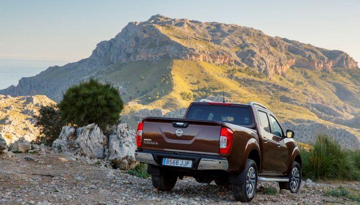 Nissan Navara: in vendita il Pick-Up Of The Year 2016 - Foto 14 di 18