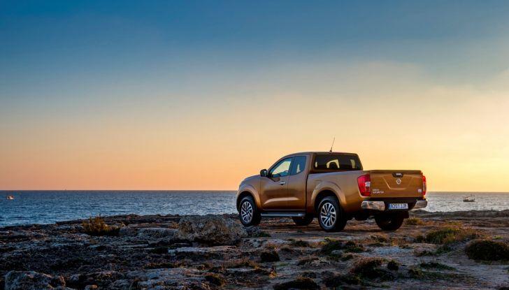 Nissan Navara: in vendita il Pick-Up Of The Year 2016 - Foto 6 di 18