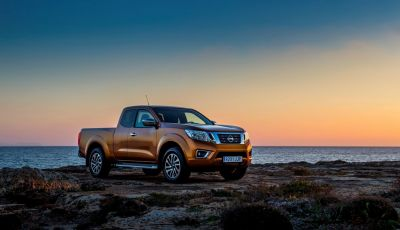 Nissan Navara: in vendita il Pick-Up Of The Year 2016