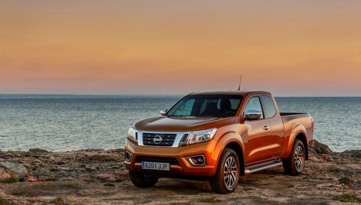 Nissan Navara: in vendita il Pick-Up Of The Year 2016 - Foto 4 di 18