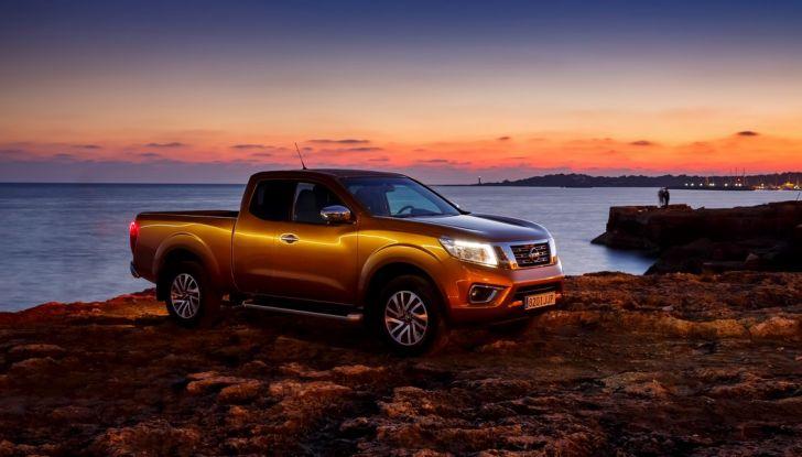 Nissan Navara: in vendita il Pick-Up Of The Year 2016 - Foto 9 di 18