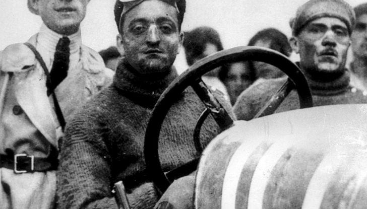 Enzo Ferrari: a trent'anni dalla scomparsa l'icona splende ancora - Foto 2 di 20