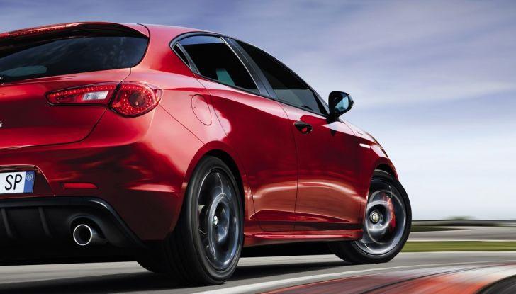 Prova e vinci con Infiniti Q30, Toyota RAV4 e Alfa Romeo Giulietta - Foto 4 di 20