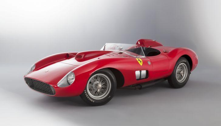 1957 Ferrari 315 335 S Scaglietti Spyer, Collection Bardinon -1 -®ArtcurialPhotographeChristianMartin