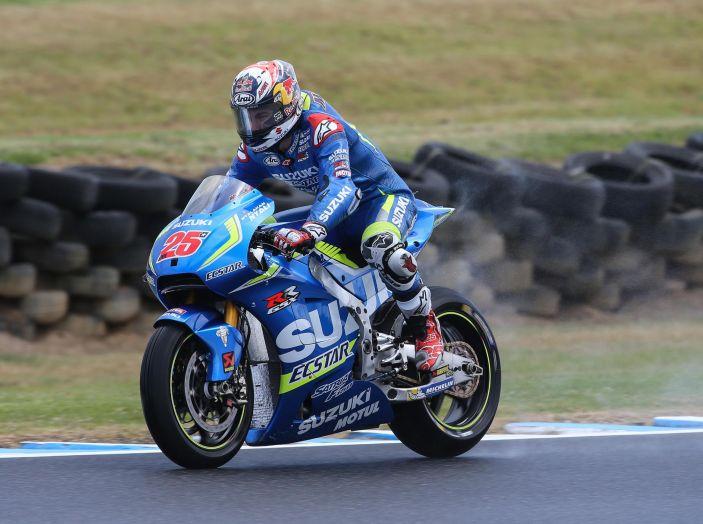 Test MotoGP a Phillip Island, Day3: Marquez mette tutti in fila, paura per Lorenzo - Foto 11 di 20