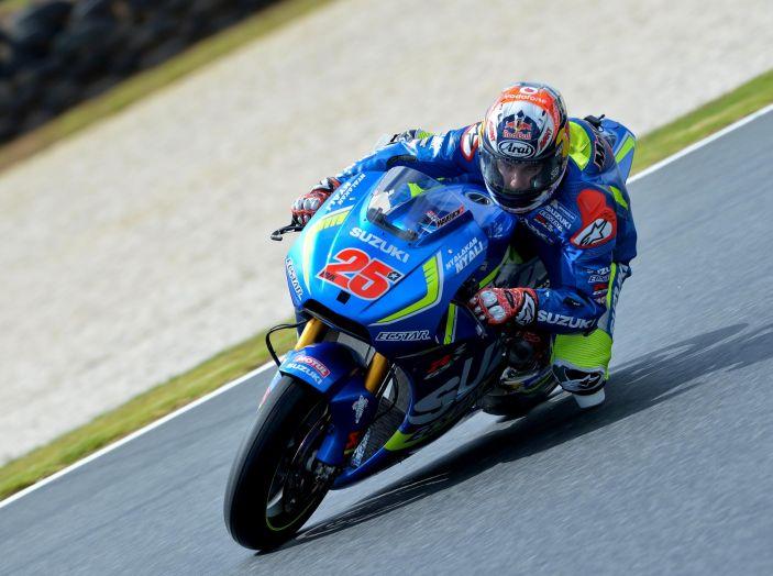 Test MotoGP a Phillip Island, Day3: Marquez mette tutti in fila, paura per Lorenzo - Foto 12 di 20
