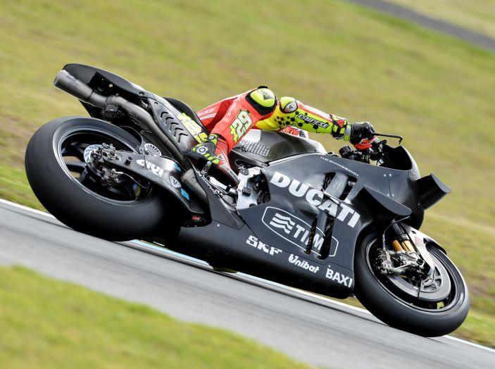Test Phillip Island, Day2: torna il sole sulla MotoGP 2016 - Foto 4 di 30