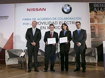 Nissan e Bmw in Messico per sviluppare la mobilità elettrica