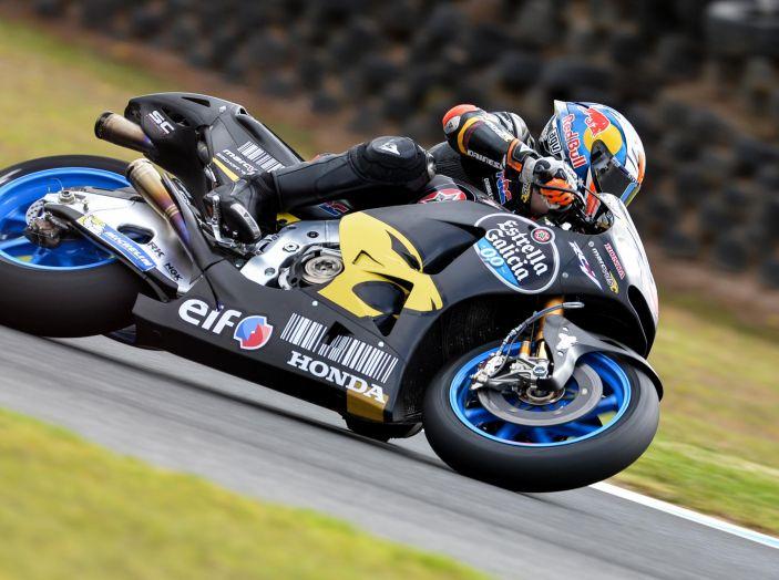 Test MotoGP a Phillip Island, Day3: Marquez mette tutti in fila, paura per Lorenzo - Foto 13 di 20