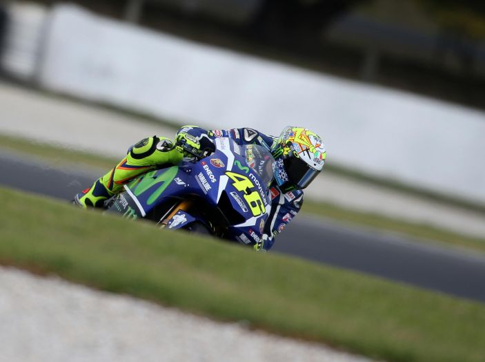 Test MotoGP a Phillip Island, Day3: Marquez mette tutti in fila, paura per Lorenzo - Foto 5 di 20