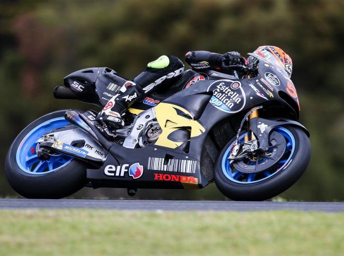 Test MotoGP a Phillip Island, Day3: Marquez mette tutti in fila, paura per Lorenzo - Foto 15 di 20