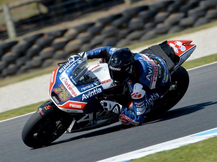 Test Phillip Island, Day2: torna il sole sulla MotoGP 2016 - Foto 24 di 30