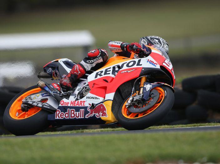 Test Phillip Island, Day2: torna il sole sulla MotoGP 2016 - Foto 25 di 30