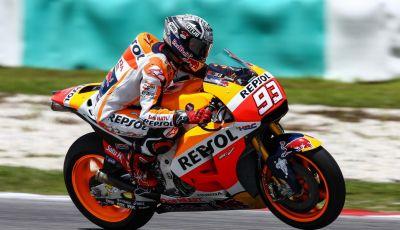 Risultati MotoGP 2016, Aragon: prima fila tutta spagnola, Rossi sesto