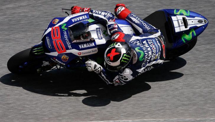MotoGP 2016, Yamaha: ora Jorge è la nostra priorità - Foto 4 di 4