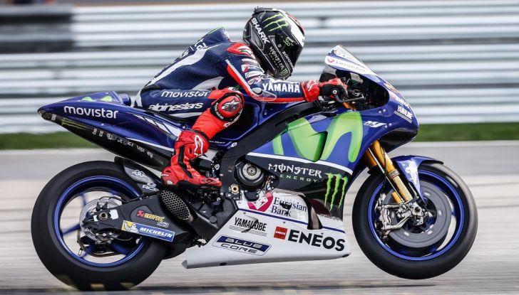 MotoGP 2016, Yamaha: ora Jorge è la nostra priorità - Foto 3 di 4