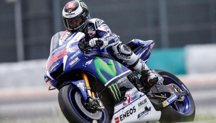MotoGP 2016, Yamaha: ora Jorge è la nostra priorità - Foto 1 di 4