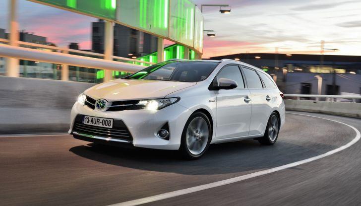 Toyota Auris Touring Sport Hybrid