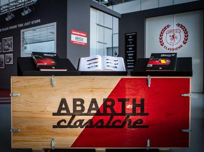 Abarth protagonista di Automotoretrò 2016 dal 12 al 14 febbraio - Foto 5 di 10