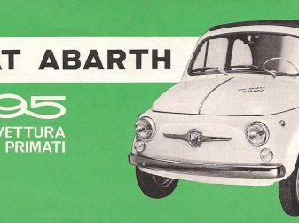Abarth protagonista di Automotoretrò 2016 dal 12 al 14 febbraio