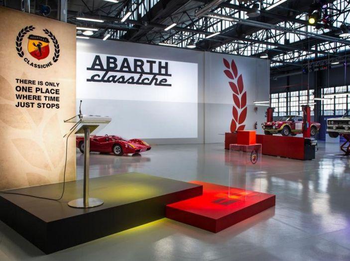Abarth protagonista di Automotoretrò 2016 dal 12 al 14 febbraio - Foto 6 di 10