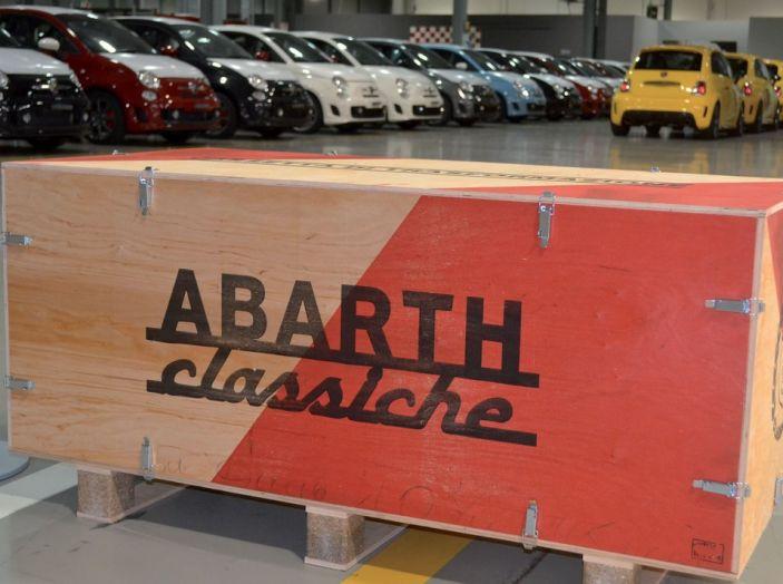 Abarth protagonista di Automotoretrò 2016 dal 12 al 14 febbraio - Foto 9 di 10