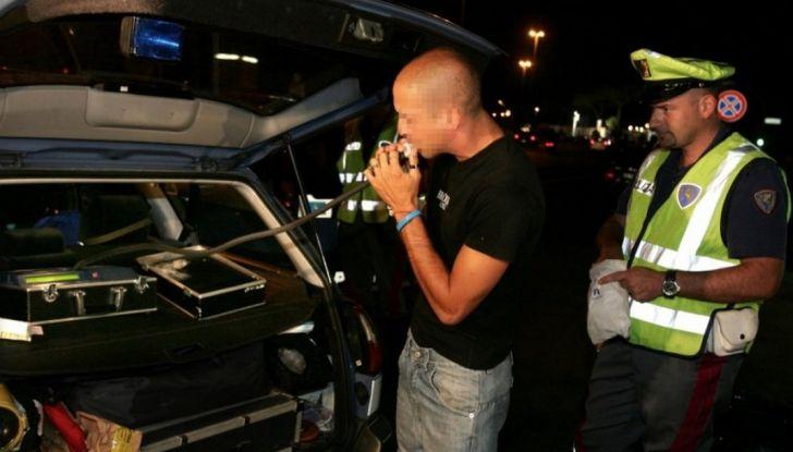 Pensionato veneto: fermato dalla polizia ubriaco, la moglie lo prende a schiaffi - Foto 4 di 6
