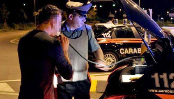 Pensionato veneto: fermato dalla polizia ubriaco, la moglie lo prende a schiaffi - Foto 6 di 6