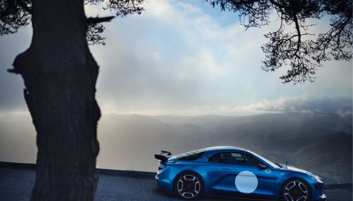 Alpine Vision: una coupè per il ritorno della casa francese - Foto 3 di 23