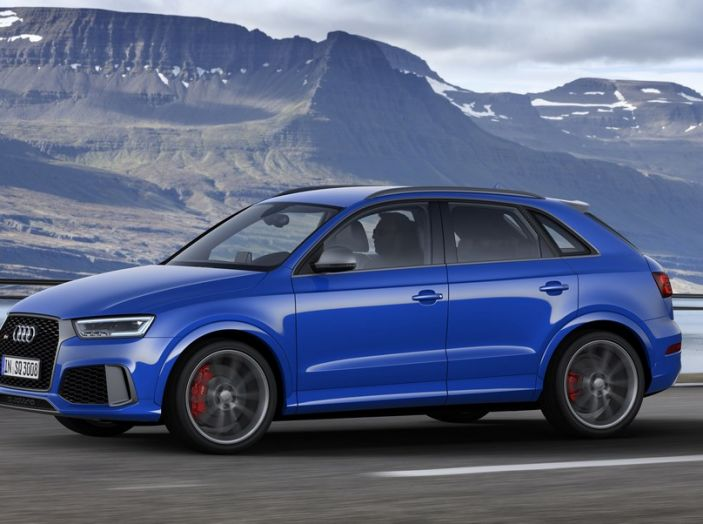 Audi RS Q3 performance: un SUV ad alte prestazioni