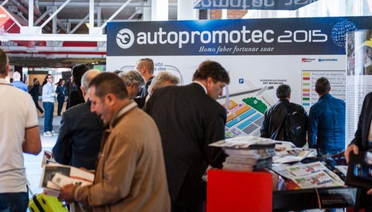 """Autopromotec Conference-Stati Generali 2016 e """"Officina 4.0"""" - Foto 2 di 13"""