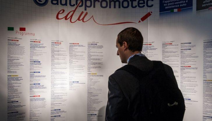 """Autopromotec Conference-Stati Generali 2016 e """"Officina 4.0"""" - Foto 5 di 13"""