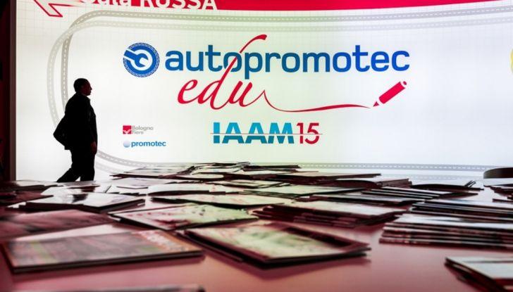 """Autopromotec Conference-Stati Generali 2016 e """"Officina 4.0"""" - Foto 6 di 13"""