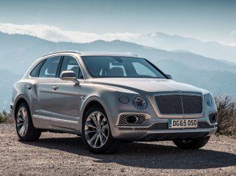 Bentley - Bentayga