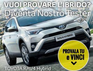 ProvalaTu: Toyota Hybrid