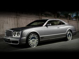 Bentley - Brooklands