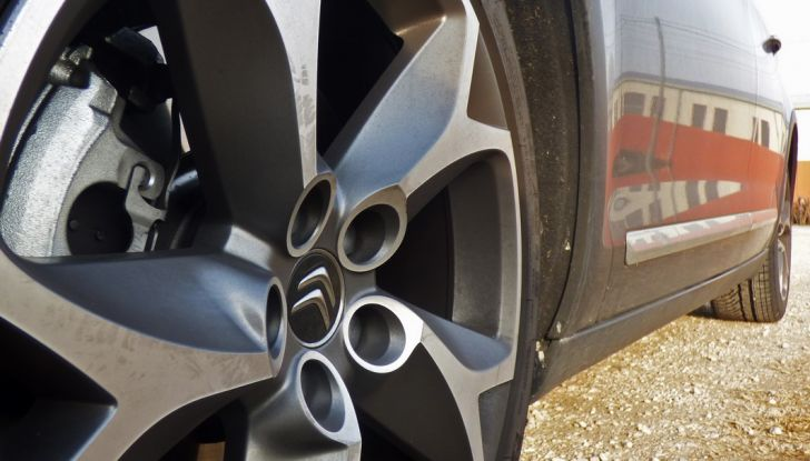 Citroën C5 Cross Tourer: Prova su strada, caratteristiche e prezzi - Foto 6 di 11