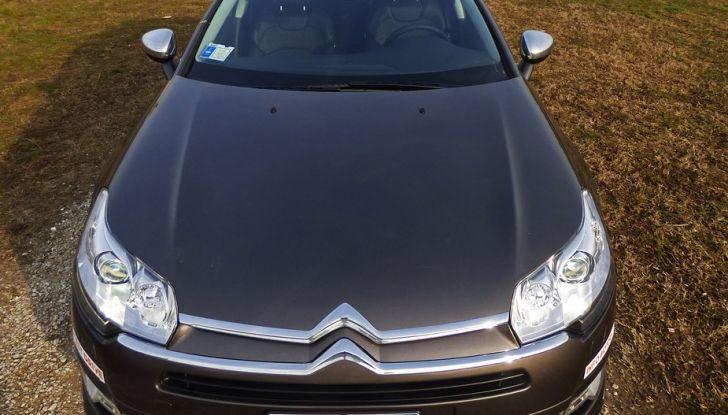 Citroën C5 Cross Tourer: Prova su strada, caratteristiche e prezzi - Foto 3 di 11