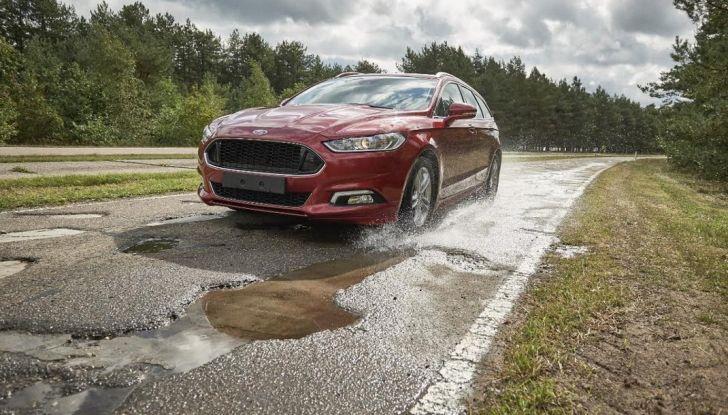 Centro Prove Ford di Lommel, la strada più accidentata del mondo! - Foto 1 di 11