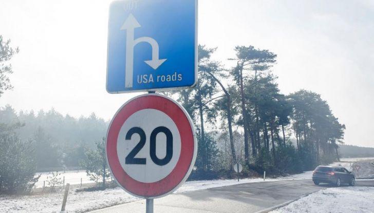 Centro Prove Ford di Lommel, la strada più accidentata del mondo! - Foto 9 di 11
