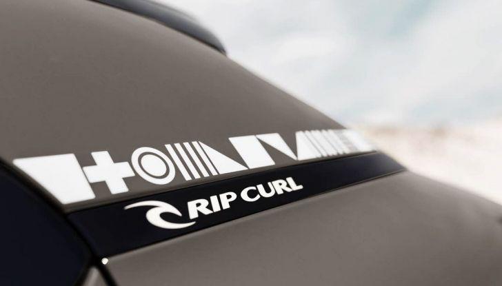 Citroën cactus C4 rip curl logo