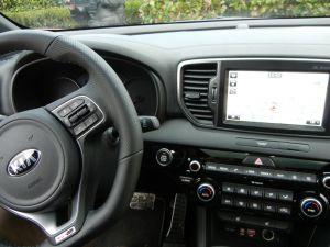 Nuovo Kia Sportage 2016 test drive