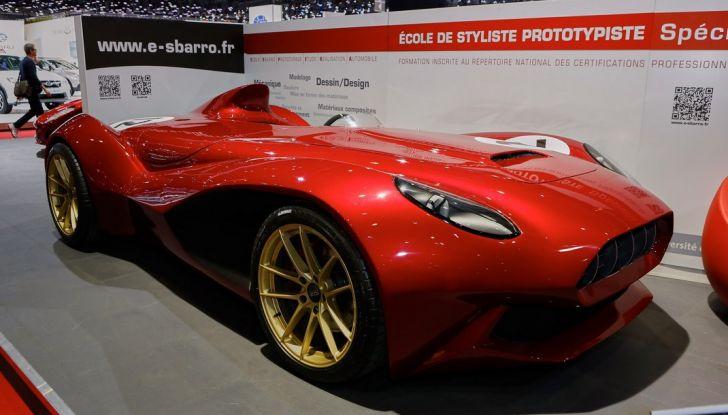 Le auto più sportive presenti a Ginevra 2016 - Foto 10 di 26