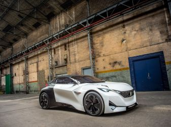 Peugeot Fractal vince il Grand Prix Creativ'Experience