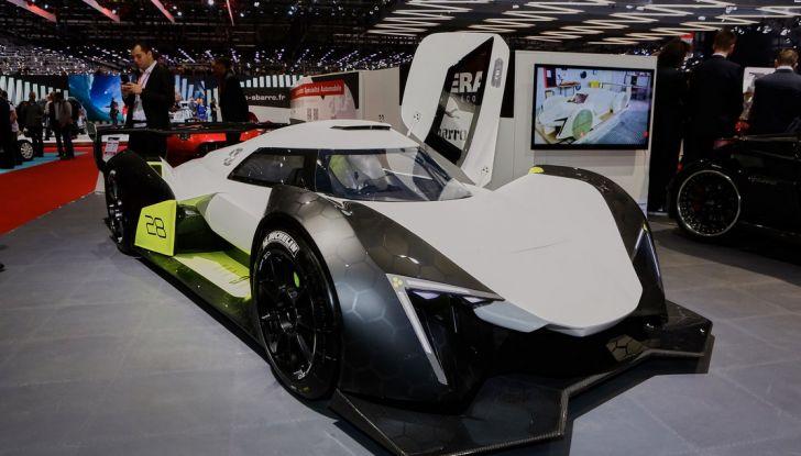 Le auto più sportive presenti a Ginevra 2016 - Foto 11 di 26