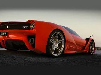 Ferrari - F70